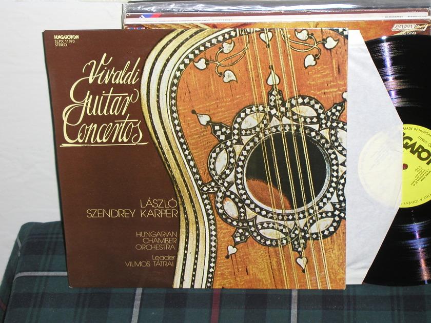 Tatrai/HCO - Vivaldi Guitar Ctos. Hungaroton SLPX 11970