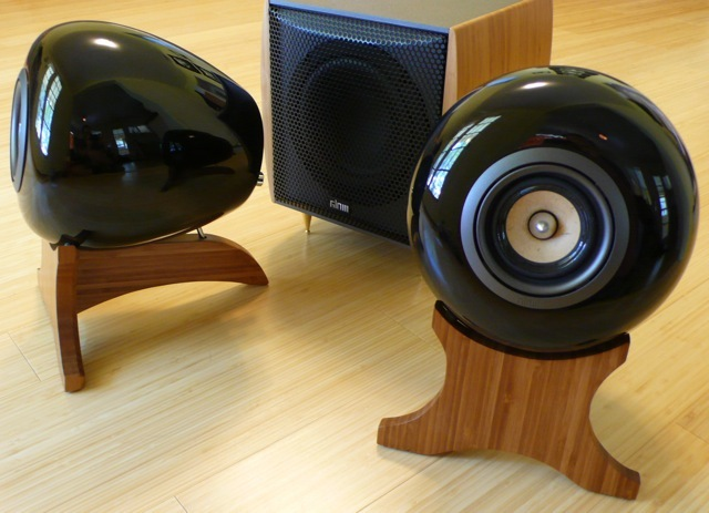 Glow Audio Voice One and Stands