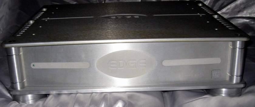 Edge Electronics G-6 power amplifier