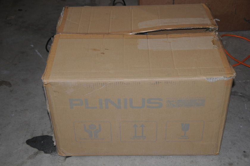 Plinius SA 103 Stereo Amplifier Excellent condition at very low price