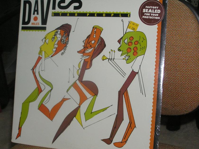 Miles Davis - Star People new/sealed