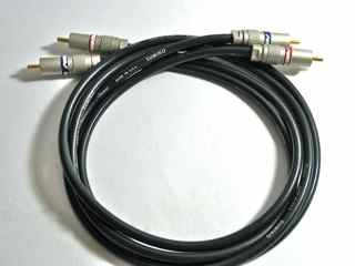 SUMIKO (by AUDIOQUEST) Audio Interconnect with RCA connector