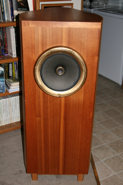 Musical Affairs Auris with PHY drivers 12 inch coaxial speakers