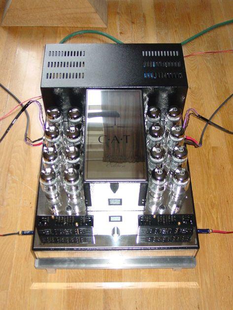 Convergent Audio Technology JL2 Signature Mk2 Stereo Amplifier