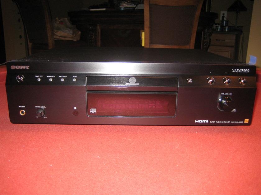Sony SCD-XA 5400 ES