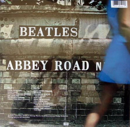 ★Sealed★ EMI Capital / - BEATLES, Abbey Road!