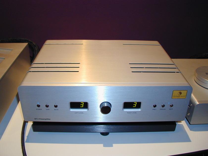 EXemplar Audio XP-2 as new