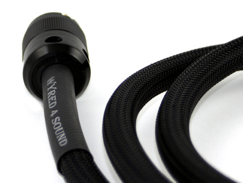 Wyred 4 Sound 2m P1 Power cable, 110% shielded!