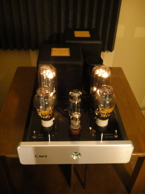 CARY AUDIO 211 ANNIVERSARY EDITION POWER AMPLIFIER