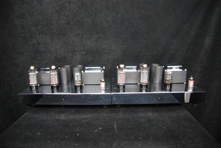 Kebschull 35/70 Series II Super Rare EL-34 Mono Tube Amplifers Germany