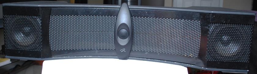 Martin Logan Cinema Hybrid Electrostatic  Center Speaker (1)