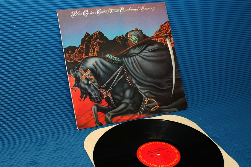 """BLUE OYSTER CULT -  - """"Some Enchanted Evening"""" -  CBS 1980"""