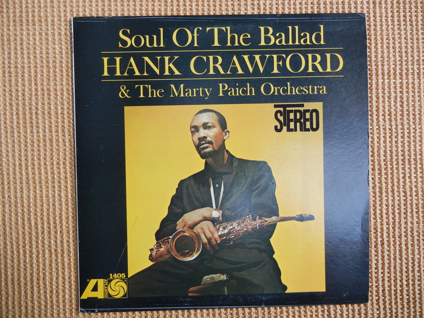 Hank Crawford - Atlantic SD1405 Soul of the Ballad