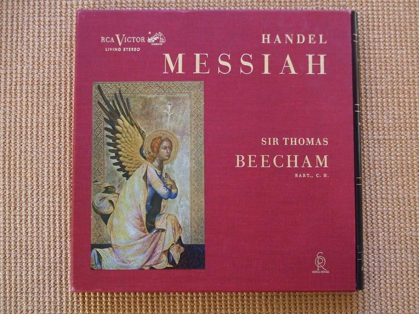 Handel - Messiah Sir Thomas Beecham