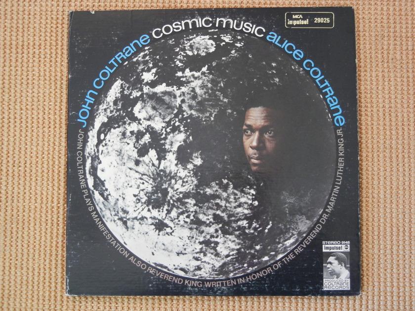 John Coltrane - Cosmic Music Impulse  Stereo 9148