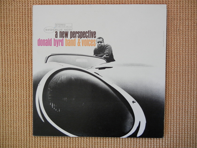 Donald Byrd - Blue Note 84124 a New Perspective