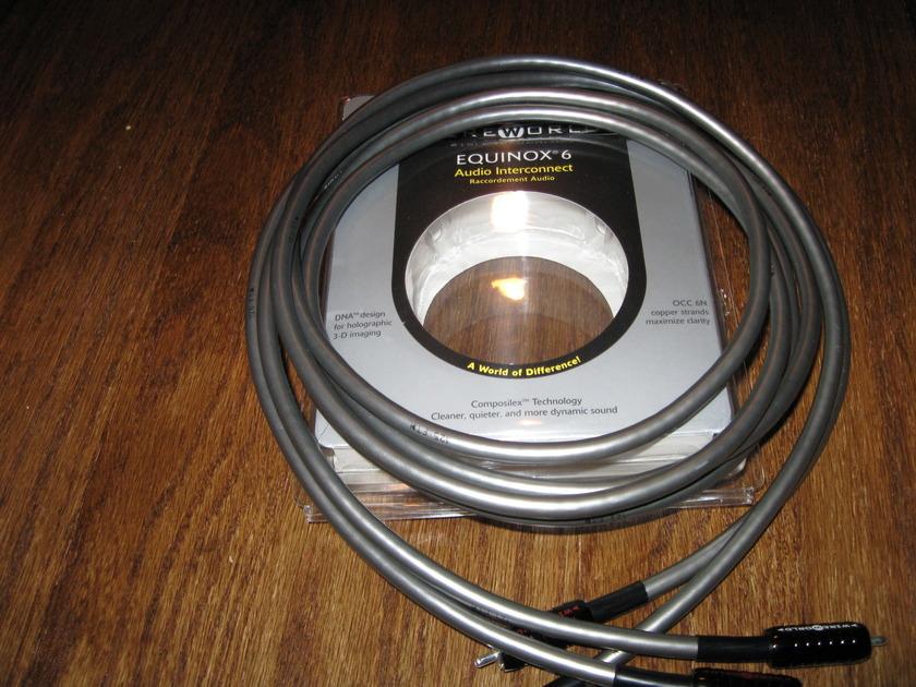 Wireworld Equinox 6 2m RCA