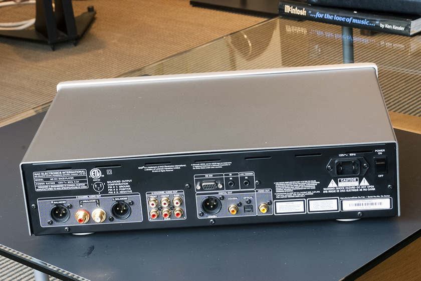 "NAD ""Master Series"" M5 CD/SACD Player"