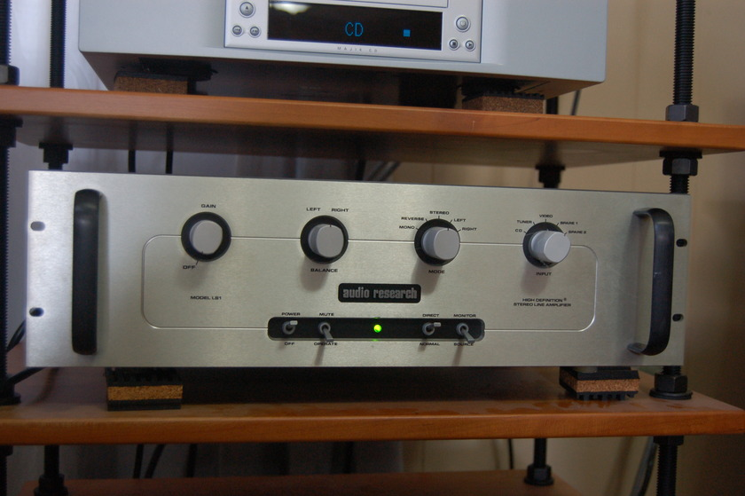 Audio Research LS-1 Very Nice!