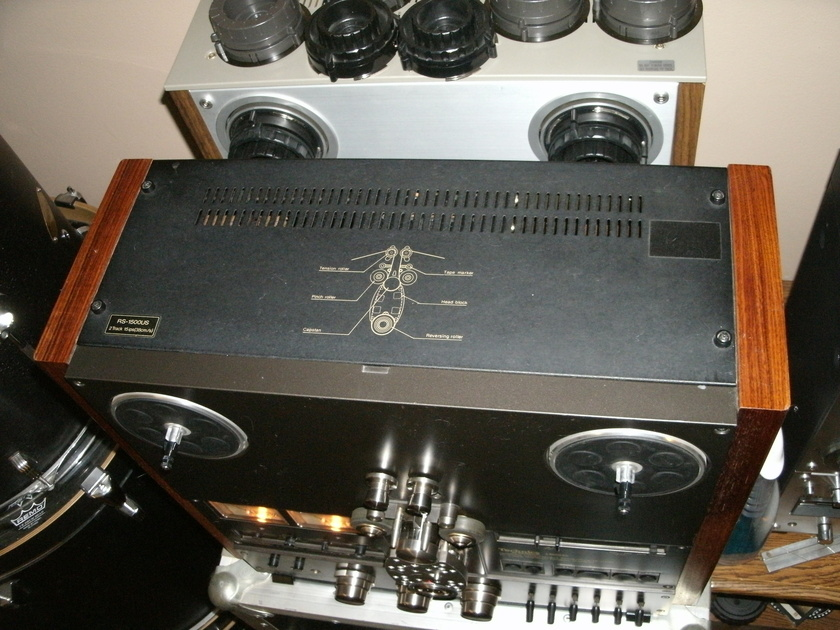 Technics  RS1500 Fully Serviced and Excellent