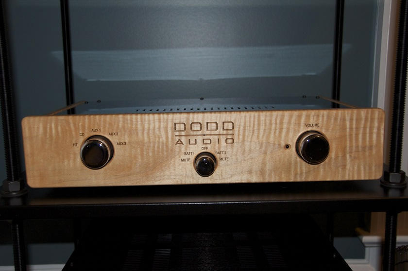 Dodd Dodd Battery Preamp