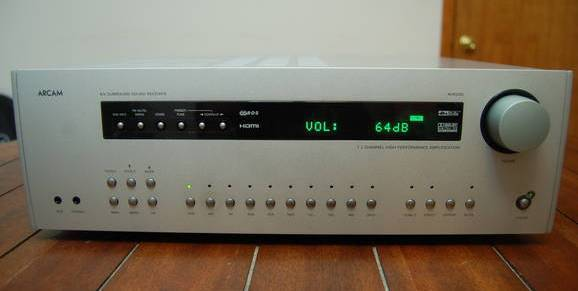 Arcam AVR350 Needs DSP repair