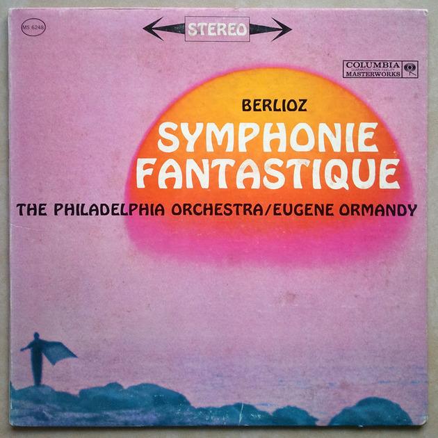 COLUMBIA 2-EYE//Ormandy/BERLIOZ - Symphonie Fantastique / VG+