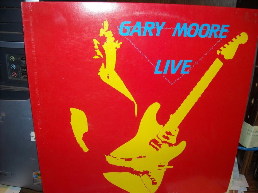 Gary Moore -  LIVE JET  LP (c)