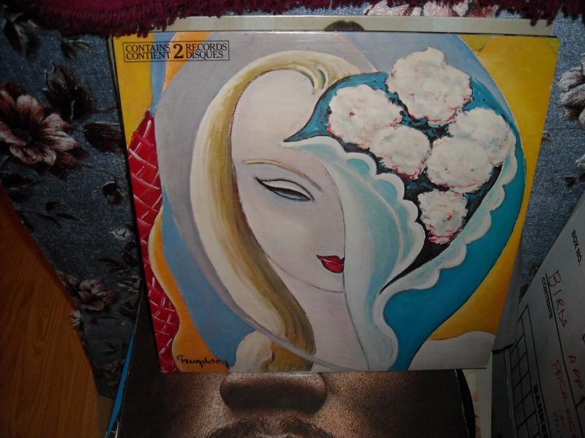 Derek & The Dominos - Layla RSO 2 LP Set (c)