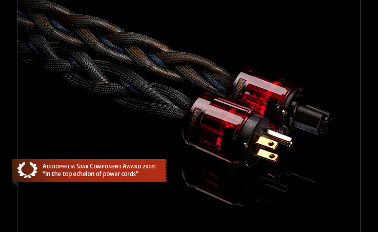 LessLoss DFPC Signature High Performance Skin-filtering Power Cable: $1149