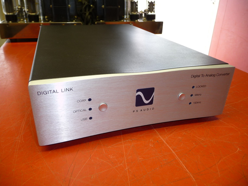 PS Audio Digital Link 3 24 bit D A C