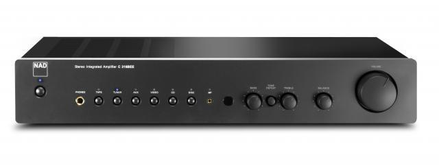NAD C316BEE Integrated Amp with Warranty and Free Shipping