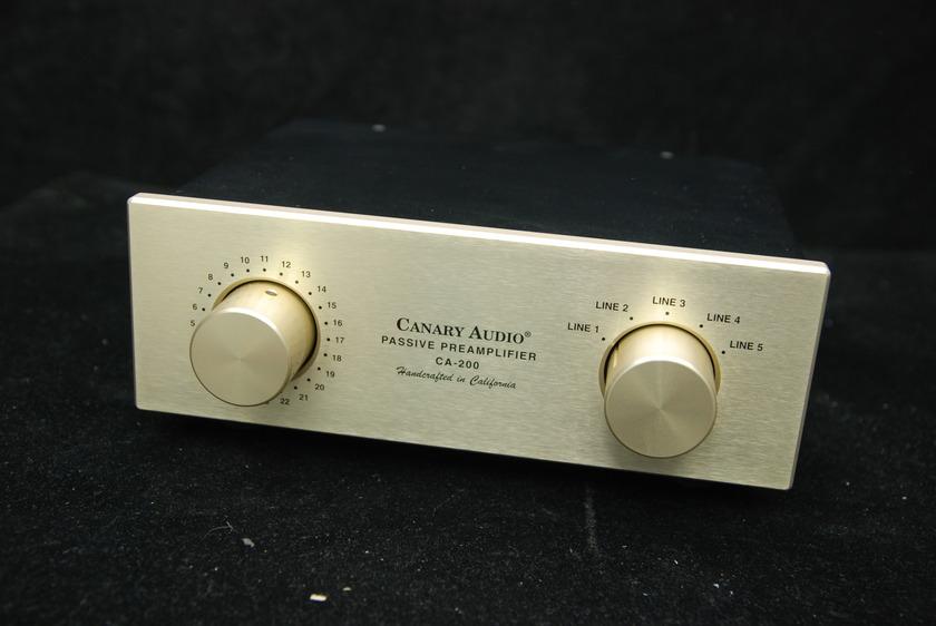 Canary Audio  CA-200 Passive Preamplifier