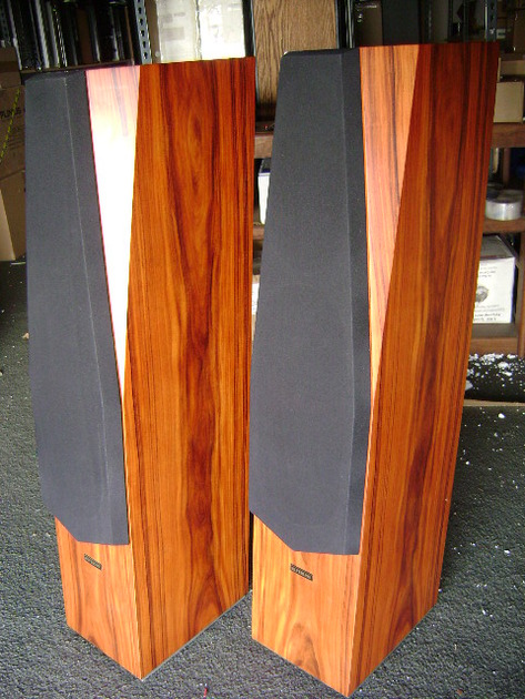 Silverline Audio Sonatina Floorstanding Speakers - SWEET!
