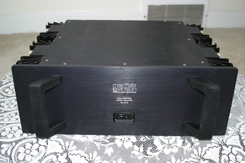 Mark Livenson 27.5 Amplifier