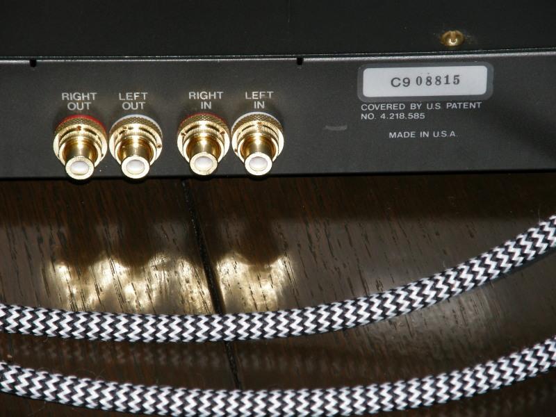 CARVER C9 UPGRADED C-9 'BEETLEJUICE' UPGRADE
