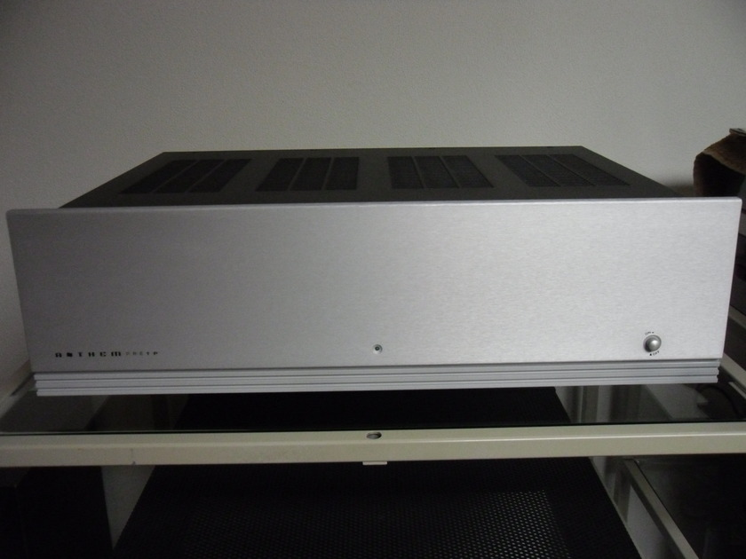 Anthem PRE 1P tube phono stage