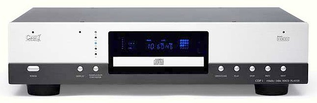 Cary Audio CDP 1 CD Player