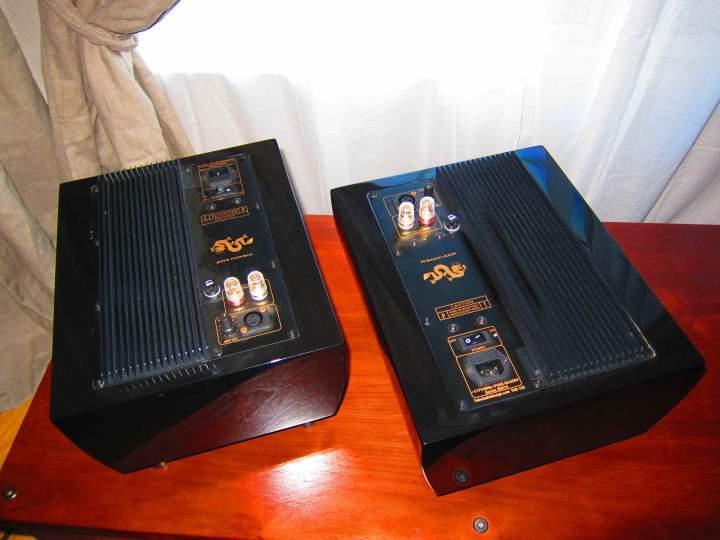 Tube Audio Design Hibachi-II 200w balanced mono block amps