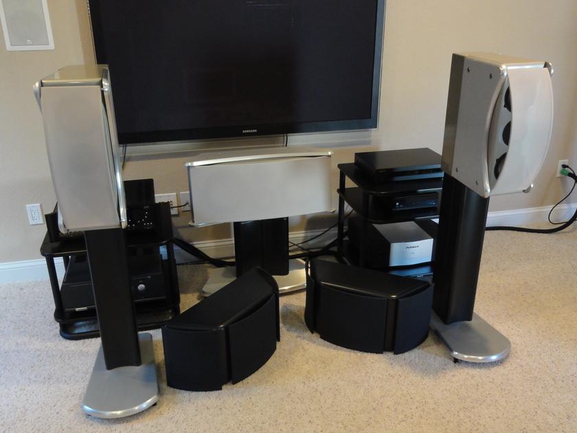 Revel Ultima  Embrace surround speakers