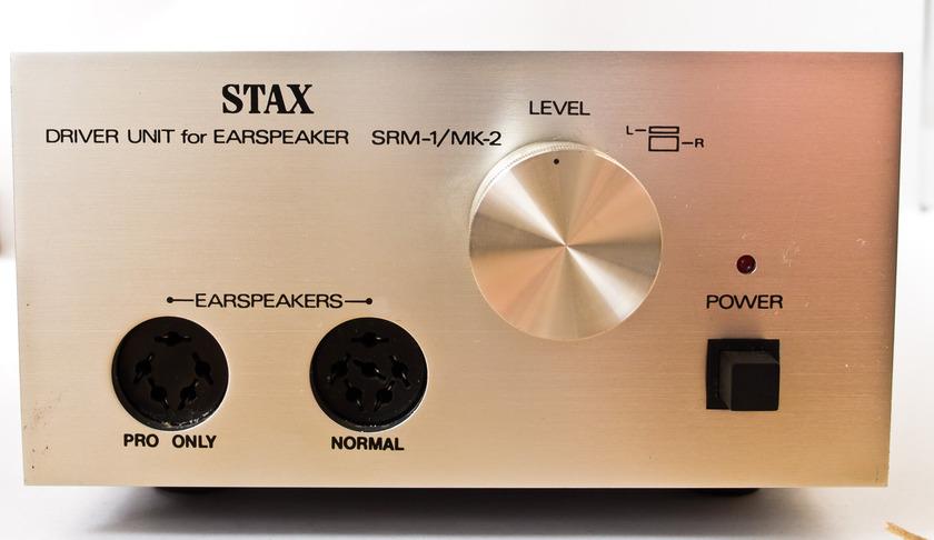 Stax SRM-1/MK-2 Pro C International Shipping