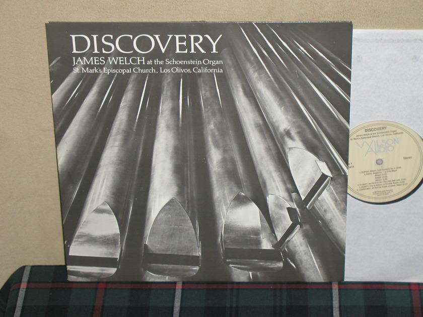 "James Welch  ""DISCOVERY"" - Wilson Audio W-8419"