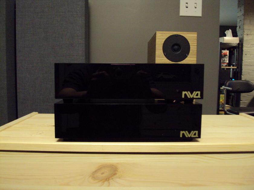 NVA A40 Monoblock amps Purist, audiophile amps!