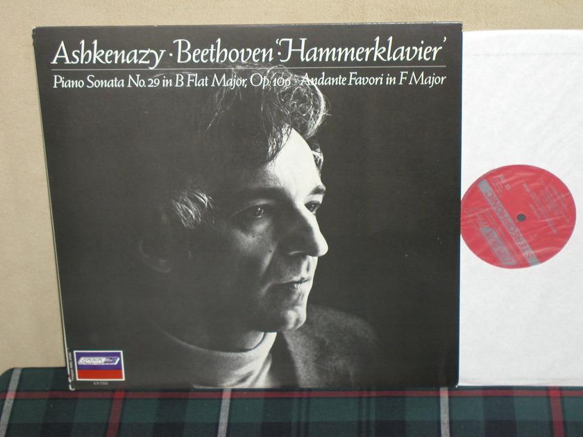 Ashkenazy - Beethoven Sonata No.29 London CS 7255/Holland press