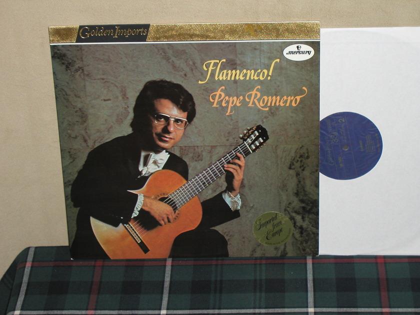 Pepe Romero - Flamenco! Mercury Golden Imports