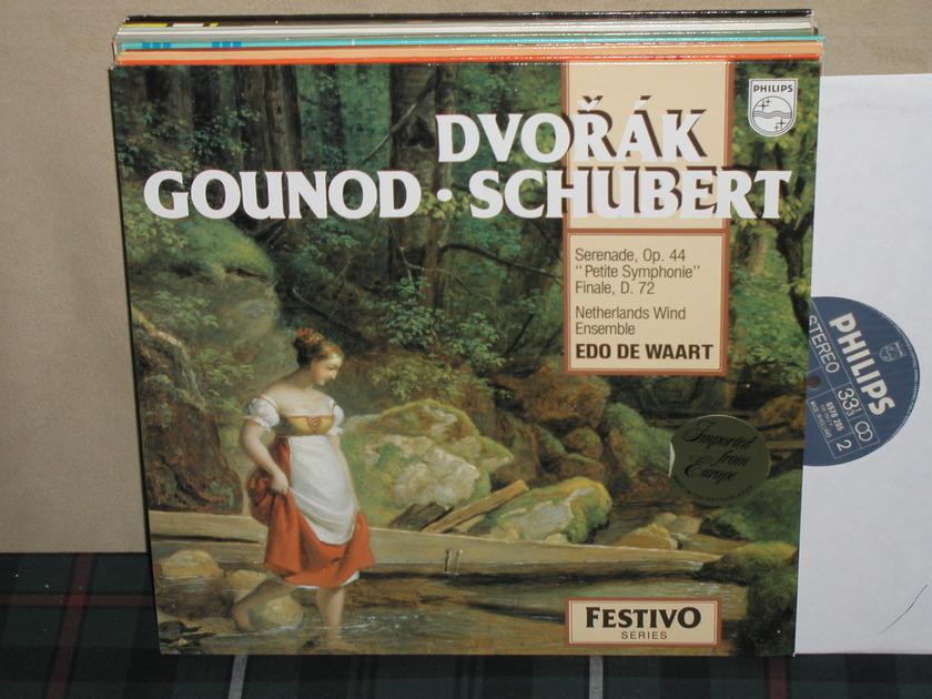 De Waart/NWE Dvorak/ - Gounod/Schubert Philips Import LP 6570