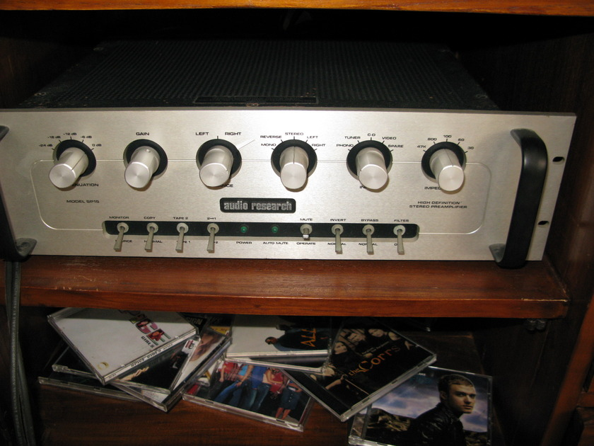Audio Research  SP 15 - 230V
