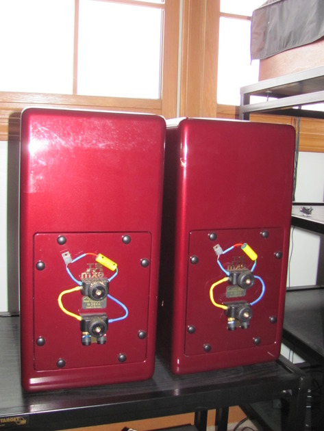 Merlin TSM-MXE Ruby Heart Red