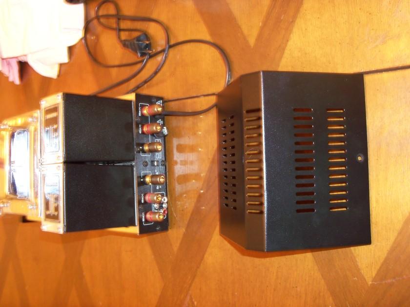 SoundTrack HIFI 130 Mark II 25 Watt Class A Stereo Tube Amp