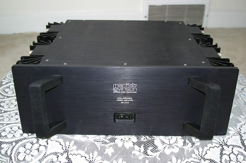 Mark Levinson 27.5 Amplifier
